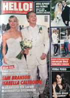 Hello Dergisi Mana Kadıoğlu Tuğçe Yusufoğlu Elbisesi