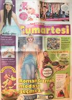 Akşam Gazetesi Cumartesi Eki Tuğçe Yusufoğlu Röportajı