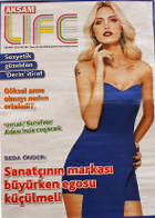 Akşam Gazetesi Life Dergisi Tuğçe Yusufoğlu